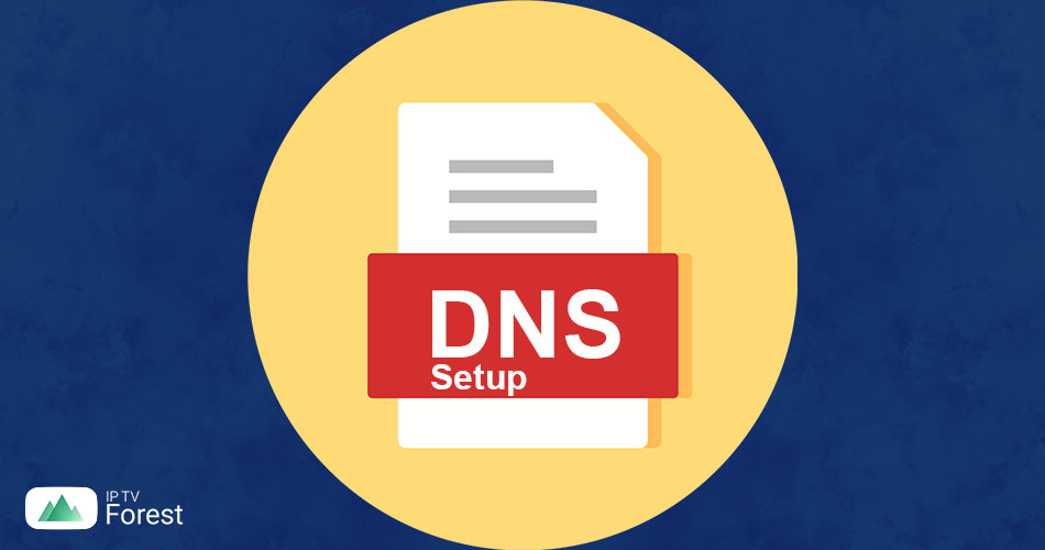 How to easily change your DNS on MAG BOX Device